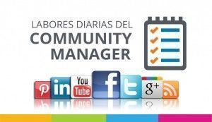 Labores diarias del Community Manager