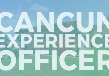 CEO Cancun Experience Officer